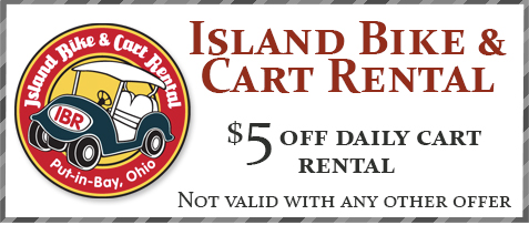 Put-In-Bay Island Transportation Coupon