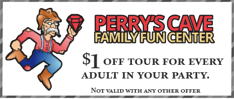 Perrys Cave Coupon